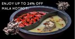 Spicy House: Enjoy Up to 24% OFF Authentic Mala Hotpot!
