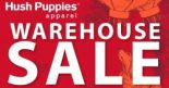 Hush Puppies Apparel: Chinese New Year Warehouse Sale with Up to 80% OFF Apparel & Undergarments