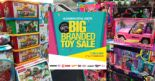 Alexander Retail Centre: Big Branded Toy Sale with Up to 90% OFF Crayola, Barbie, Fisher-Price, Hot Wheels & More!