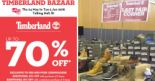 Timberland: Bazaar at Takashimaya with Up to 70% OFF with DBS/POSB Cards!