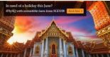 Singapore Airlines: Fly to Bangkok, Taipei & Guangzhou in June with All-in Fares from SGD208