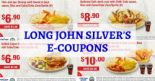 Long John Silver's: Save Up to $3.20 with E-Coupons!
