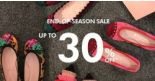 Pretty Ballerinas: End-Of-Season Sale with Up to 30% OFF Selected Styles!