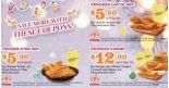 Popeyes: Save Up to $8.80 on NEW Mac N' Chickmas & Other Set Meals with E-Coupons!