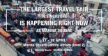 The Planet Traveller: The Largest Travel Fair with Up to 80% OFF Travel Gear, Luggage, Backpacks & Travel Accessories!