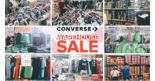 Converse: Mid-Year Warehouse Sale 2019 with Mega Discounts on Apparel, Footwear & Accessories!