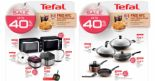 Tefal: Great Singapore Sale with Up to 40% OFF Home Appliances + Get a KFC 5-pcs Chicken Feast with $150 Spend!