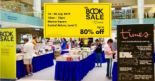 Time Bookstores: The Book Sale is Back with Up to 80% OFF at Marina Square!