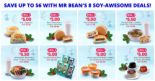Mr Bean: Save Up to $6 with 8 SOY-Awesome Deals!