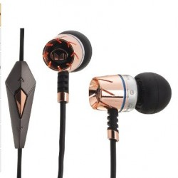 Monster Copper Turbine PRO Headphones with ControlTalk offered at $161.08 (U.P. $429.95)