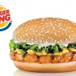 51% OFF! $1.95 for BurgerKing CHICK'N GRILL™ by Groupon