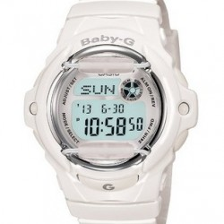 28% OFF! Baby-G BG169R-7A Baby-G White Whale Digital Sport Watch offered at $56.91 by Amazon