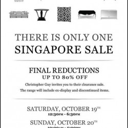Up to 80% OFF! Clearance Sale by Christoph Guy