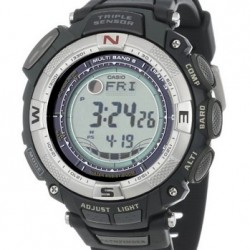 46% OFF! Casio Pathfinder Atomic Tough Solar offered at US$188.16 by Amazon