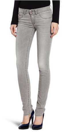 47% OFF! Diesel Women's Livier Super Slim Jegging 0808M offered at $88.17 by Amazon