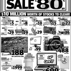 UP to 80% OFF! IT & Electrical Expo Sale at EXPO