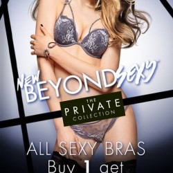 Buy 1 Get the 2nd 50% OFF! La Senza Collection Promotion