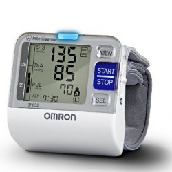 45% OFF! Omron 7 Series Wrist Blood Pressure Monitor offered at $48.48 by Amazon