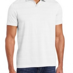 85% OFF! Perry Ellis Men's Short Sleeve Iridescent Stripe Polo offered at $7.19 by Amazon