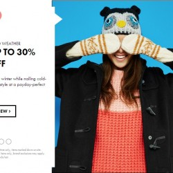 Up to 30% OFF Cold Wear at ASOS