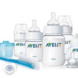 37% OFF! Philips AVENT BPA Free Classic Infant Starter Gift Set offered at $25.00 by Amazon