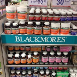 30% OFF Blackmores Products at John Little