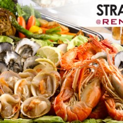 Only S$38.90 for Dinner Buffet at Straits Cafe - Rendezvous Grand Hotel Singapore