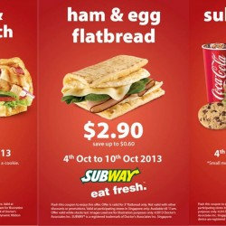 Subway Fresh Deals