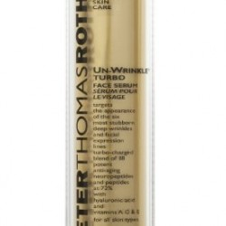 47% OFF! Peter Thomas Roth Un-Wrinkle® Turbo Face Serum offered at US$78.81 by Amazon