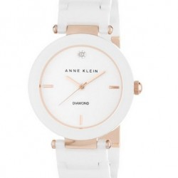 17% OFF + 30% OFF with promo code (30OFFNOV) at Checkout! Anne Klein Women's Watch offered at