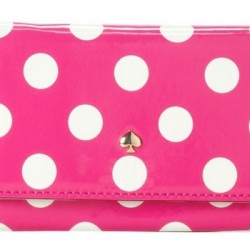25% OFF with promo code BFSHOE25 at checkout! Kate Spade New York Carlisle Street Darla Wallet offered at US$73.5