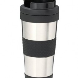 53% OFF! Thermos Nissan Stainless-Steel Insulated Travel Tumbler offered at US$15.00 by Amazon