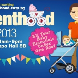 Parenthood Fair 2013 at Singapore Expo