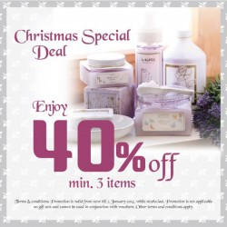 Christmas Special Deal at Laline