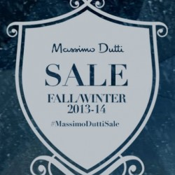 Massimo Dutti Year End Sale December 2013