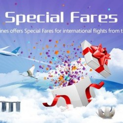 10000 More Promotion Air Tickets is Released by Xiamen Airline