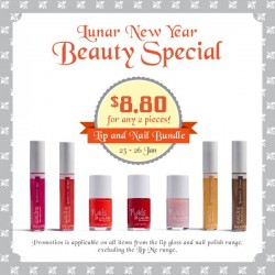 Laline Lunar New Year Beauty Special