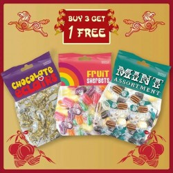 Marks & Spencer Sweets Singapore Promotion January 2014