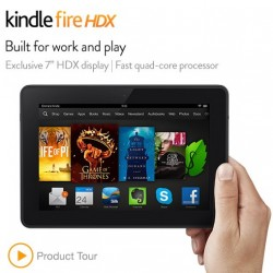 Amazon Kindle Fire HDX 7'' Tablet Limited Time Promotion