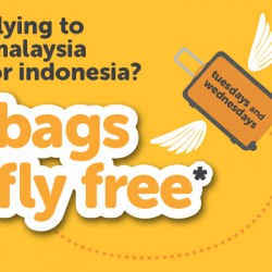 Tigerair Bags Fly FREE Promotion