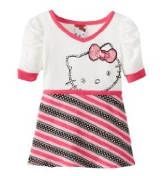 Hello Kitty Top and Tees Limited Time Promotion