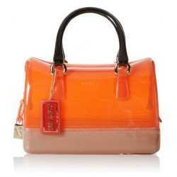Furla Candy Cookie Mini Satchel (Three Colors Available) Promotion