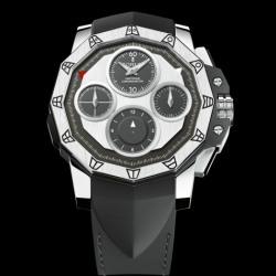 Ashford: Corum Men's Admiral's Cup Seafender 48 Off-Center Watch Promotion