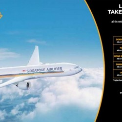 Singapore Airline: Master Card Promotion