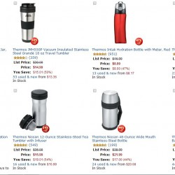Amazon USA | Thermos Products Golden Box Deal