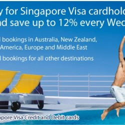Agoda | VISA Card Promotion Every Wednesday