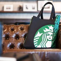 FREE Tote Bag with a minimum of 16 handcrafted beverages* Purchase