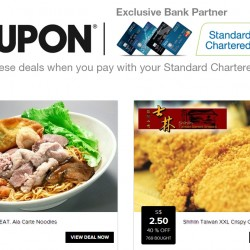 Groupon.sg | Exclusive Standard Charted Bank Cardholder Deals