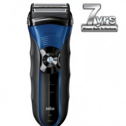 Amazon | Braun 3Series 340S-4 Wet & Dry Shaver