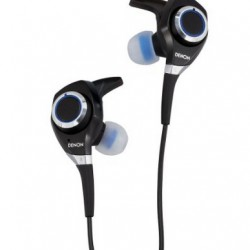 Amazon | Denon AH-C300 Urban RaverTM In-Ear Headphones, Black